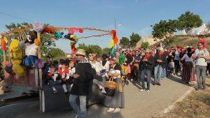 Fiestas San Isidro en Raspay