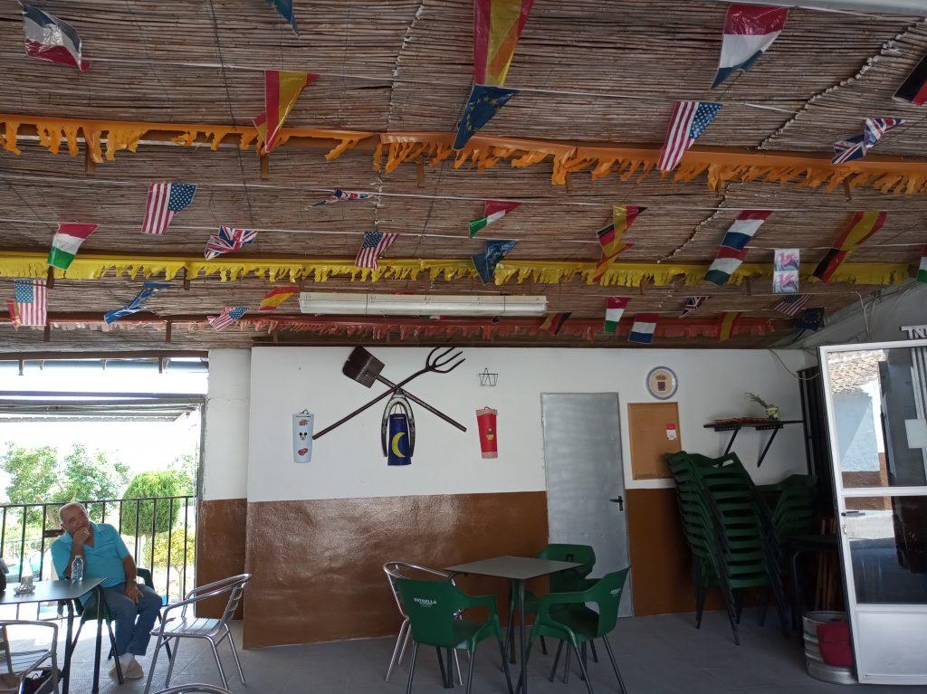Bar Frontera Raspay